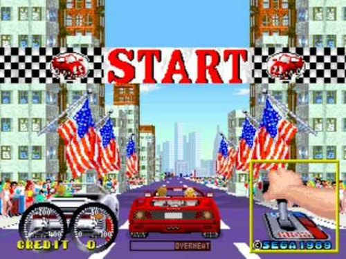 turbo out run online