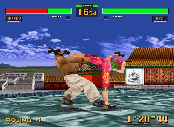 virtua fighter 2 arcade online