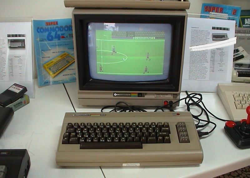 Sala Giochi Anni 80 : Giochi c online