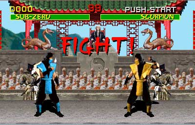 mortal kombat immagine foto screenshot